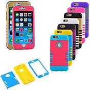 Etui Til iPhone 6s Plus iPhone 6 Plus Apple iPhone 6 Plus Bakdeksel Myk Silikon til iPhone 6s Plus iPhone 6 Plus