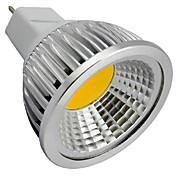 4W GU5.3(MR16) Focos LED MR16 1 leds COB Decorativa Blanco Cálido Blanco Fresco 320lm 3000/6500K DC 12V