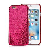 Etui Til iPhone 5 Apple Etui iPhone 5 Annen Bakdeksel Glimtende Glitter Hard PC til iPhone SE/5s iPhone 5