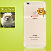 용 아이폰5케이스 울트라 씬 / 투명 케이스 뒷면 커버 케이스 애플로고 관련 소프트 TPU iPhone SE/5s/5