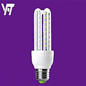 9W B22 / E26/E27 LED 콘 조명 T 48 SMD 2835 3600 lm 따뜻한 화이트 / 차가운 화이트 장식 AC 220-240 V 2개