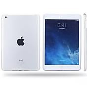 Etui Til iPad Air Gjennomsiktig Bakdeksel Helfarge TPU til iPad Air