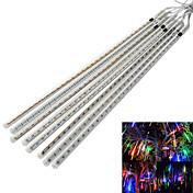 JIAWEN® 3 M 240 Dip LED Hvid / RGB / Blå Vanntett 9.5 W Faste LED-lysstriper AC100-240 V