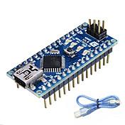 ATmega328P v3.0 nano para Arduino (funciona con placas oficiales Arduino)