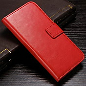 Etui Til Apple iPhone 8 iPhone 8 Plus Etui iPhone 5 iPhone 6 iPhone 6 Plus iPhone 7 Plus iPhone 7 Kortholder Lommebok med stativ Flipp