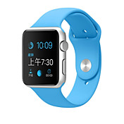 Ver Banda para Apple Watch Series 3 / 2 / 1 Apple Correa Deportiva Silicona Correa de Muñeca