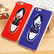 Para Funda iPhone 6 / Funda iPhone 6 Plus Diseños Funda Cubierta Trasera Funda Dibujos Dura Acrílico iPhone 6s Plus/6 Plus / iPhone 6s/6