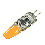 200-300 lm G4 Luces LED de Doble Pin T 1 leds LED Integrado Regulable Decorativa Blanco Cálido Blanco Fresco AC 12V DC 12V