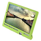 cubierta de la caja de la piel del gel de goma de silicona de alta calidad para el lenovo yt3-x90f / pestaña Yoga 3 de pro 10 tabletas
