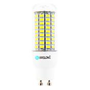 6W 550 lm GU10 LED-kornpærer T 99 leds SMD 5730 Varm hvit Kjølig hvit AC 220-240V