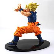 Anime Action Figurer Inspirert av Dragon Ball Cosplay PVC 18 CM Modell Leker Dukke
