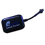 Localizador en tiempo real gps / gsm / gprs del localizador de gps del mini GPS global que sigue el antirrobo para el vehículo del coche