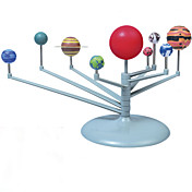 Juguete del sistema solar Juguete Educativo Juguete de Astronomía Nueve planetas Juguetes Pintura Univers Nueve planetas Manualidades