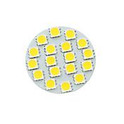 SENCART 5W 450-480 lm G4 LED-spotpærer MR11 18 leds SMD 5730 Mulighet for demping Varm hvit Kjølig hvit Naturlig hvit DC 12 V