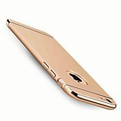 Etui Til Apple iPhone X iPhone 8 iPhone 8 Plus iPhone 6 iPhone 6 Plus iPhone 7 Plus iPhone 7 Belegg Bakdeksel Helfarge Hard PC til iPhone