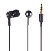 I øret Med ledning Hodetelefoner Balansert armatur Plast Mobiltelefon øretelefon Headset