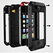 Etui Til iPhone 4/4S Apple Bakdeksel Hard Metall til iPhone 4s/4