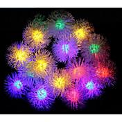 LED-lyskastere Vanntett Varm hvit Naturlig hvit Multifarget <5V