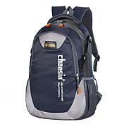 20 L 백패킹 배낭 배낭 레저 스포츠 캠핑&등산 여행 착용 가능한 통기성 다기능 테릴렌