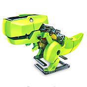 Robot Soldrevne leker Forsknings- og oppdagelsesett Pedagogisk leke 4 in 1 Soldrevet Utdanning GDS Barne Jente Gutt