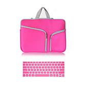 Bolsos de Mano / Mangas Un Color Lona para MacBook Pro 13 Pulgadas con Pantalla Retina
