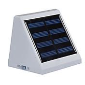 6000-6500 lm 4-pin Luces solares LED Luces Empotradas 3 leds SMD 3528 Con Sensor Impermeable Blanco Fresco <5V