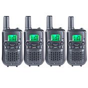 T899462C2P Walkie-talkie Håndholdt Programmeringskabel VOX Kryptering CTCSS/CDCSS bakgrunnsbelysning LCD Skan Overvågning 3-5 km 3-5 km 22