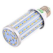 YWXLIGHT® 25W 2000-2200lm E26 / E27 LED-kornpærer T 72 LED perler SMD 5730 Dekorativ Varm hvit Kjølig hvit 85-265V 110-130V 220-240V