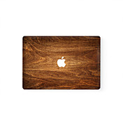 1 pieza Adhesivo para Anti-Arañazos Fibra de Madera Ultra Delgado Mate PVC MacBook Pro 15'' with Retina MacBook Pro 15 '' MacBook Pro