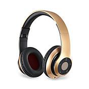 L1 Over øre Trådløs Hodetelefoner Elektrostatisk Plast Mobiltelefon øretelefon HIFI Med volumkontroll Med mikrofon Headset