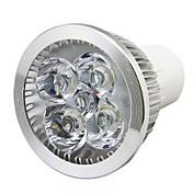 3.5 gu10 llevó el proyector mr16 4led de alta potencia led 400-500lm cálido blanco frío blanco 2700k / 6500k decorativo ac 85-265v