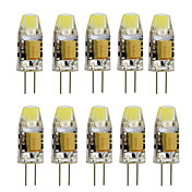 2W G4 Luces LED de Doble Pin T 1 LED de Alta Potencia 150-200 lm Blanco Cálido Blanco Fresco K Decorativa AC 12 V