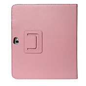 Etui Til Heldekkende etui Tablet Cases Ensfarget Hard PU Leather til