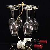 Estantes de Vino Hierro Fundido,27*19*44CM Vino Accesorios