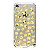 Funda Para Apple iPhone 6 iPhone 7 Plus iPhone 7 Diseños Funda Trasera Caricatura Suave TPU para iPhone 7 Plus iPhone 7 iPhone 6s Plus