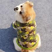 Perro Abrigos Ropa para Perro Cráneos Lana Polar Disfraz Para mascotas Hombre Mujer Vacaciones Moda Halloween