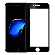 Protector de pantalla Apple para iPhone 7 Vidrio Templado 1 pieza Protector de Pantalla, Integral A prueba de explosión Dureza 9H Alta