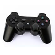 Sin Cable Controladores de juego Para Sony PS3 ,  Controladores de juego ABS 1 pcs unidad