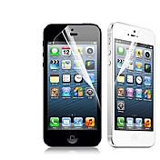 Protector de pantalla Apple para iPhone 6s Plus iPhone 6 Plus iPhone SE/5s 2 pcs Protector de Pantalla Frontal Alta definición (HD)