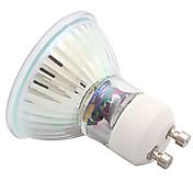 gu10 led spotlight mr16 15 smd 2835 300lm blanco cálido 2700k ca 85-265v