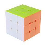 Cubo de rubik 3*3*3 Cubo velocidad suave Cubos mágicos rompecabezas del cubo Año Nuevo Día del Niño Regalo Clásico