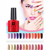 Neglelakk UV-Gel 0.01 1 Tørke UV Color Gel Klassisk Dypp av langvarig Daglig Tørke UV Color Gel Klassisk Høy kvalitet