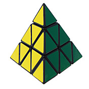 Rubiks kube Pyramid 3*3*3 Glatt Hastighetskube Magiske kuber Kubisk Puslespill profesjonelt nivå Glat Gave Klassisk & Tidløs Jente