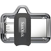 SanDisk 16GB memoria USB Disco USB USB 3.0 Micro USB El plastico
