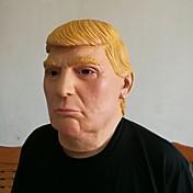 미국 트럼프 트럼프의 대통령은 천연 라텍스 마스크를 마스크