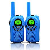 668462 Walkie-talkie Håndholdt Programmeringskabel Strømsparefunksjon VOX Kryptering CTCSS/CDCSS Nøylelås bakgrunnsbelysning LCD Skan