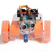 Crab Kingdom® Single Chip Microcomputer Til Kontor og Læring 20 *15.5 * 10.5