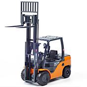 KDW Coches de juguete Juguetes Vehículo de construcción Elevadora Juguetes Retráctil Coche Elevadora El plastico Metal ABS Alta calidad 1