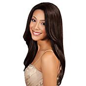Indisk hår Yaki Hårvever med menneskehår 1 Deler 0.1