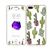 para Apple iPhone 4.7 7 vidrio templado con una cobertura frente a pantalla completa borde suave y protector de pantalla de la